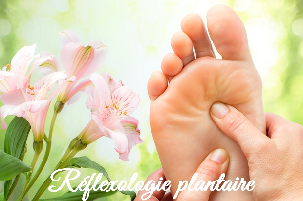 Réflexologie plantaire - Le Temps de Soi