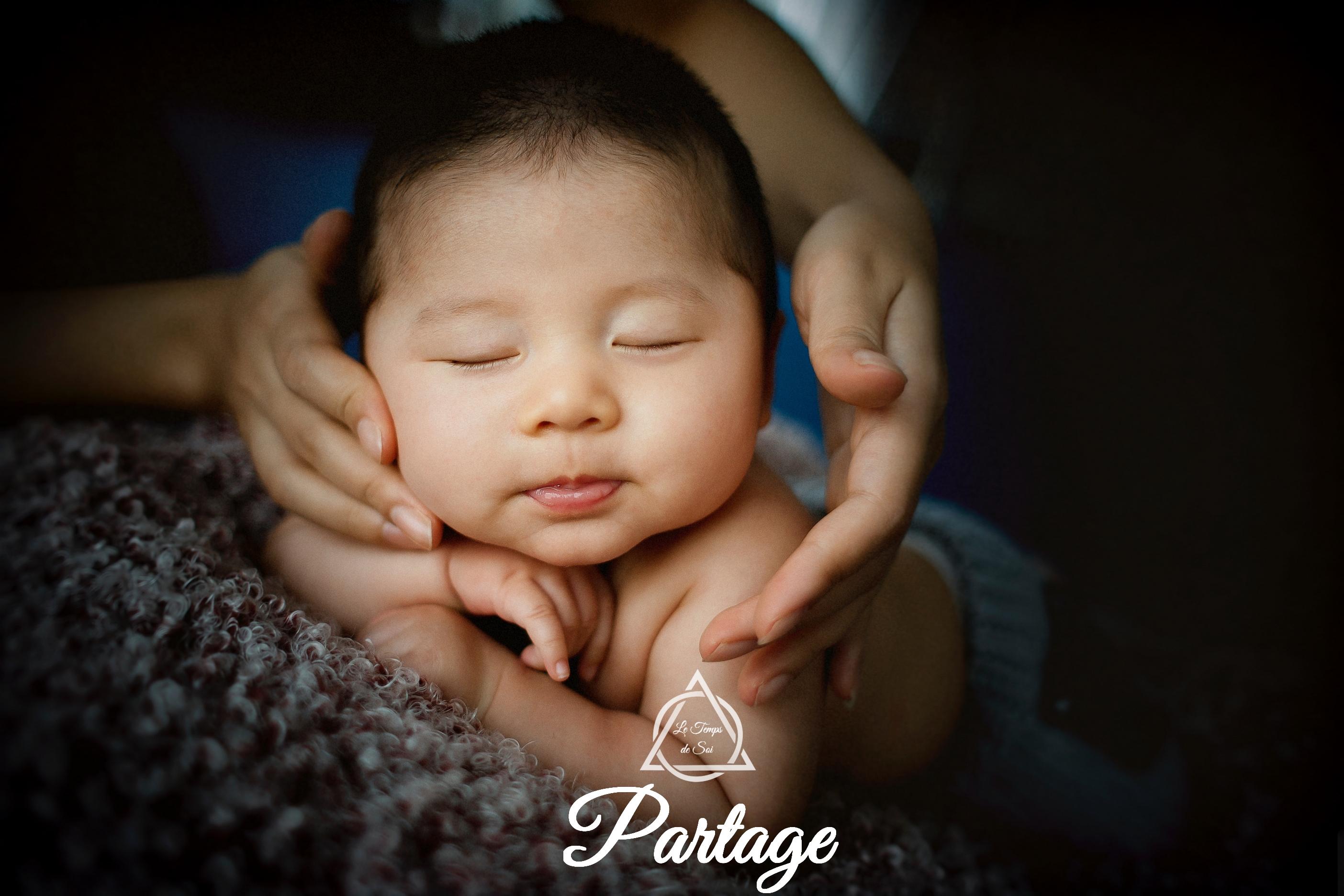 Massage Bébé - Partage